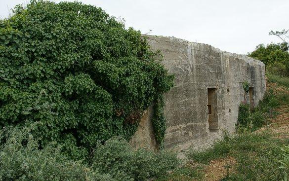 Бункер типа L409.