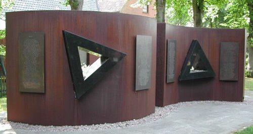 г. Норден. Мемориал погибшим евреям.