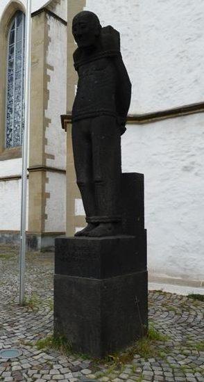 г. Оснабрюк. Памятник жертвам национал-социализма.