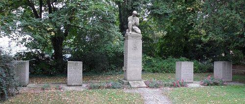 г. Пайне р-н Вольторф. Памятник землякам, погибшим в годы обеих мировых войн.