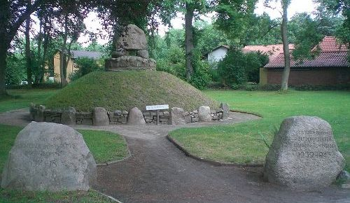 г. Гамбург. Памятник землякам, погибшим во время обеих мировых войн.