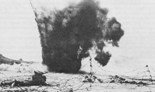 Учения морского десанта в Англии. Весна 1944 г.