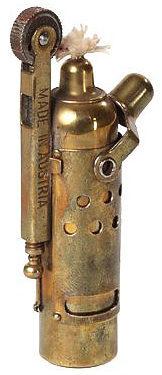 Зажигалки фирмы «IMCO». Модели Rolf & Ifa 1925 года.