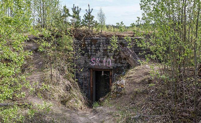 Бункер SK10.