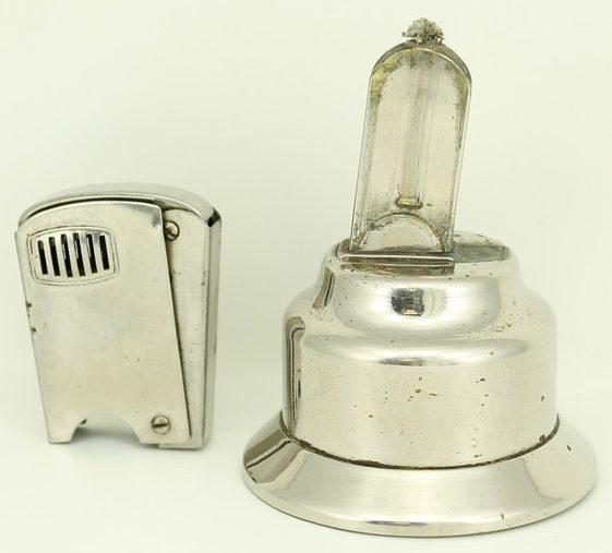 Настольная зажигалка «Imco 4200 Safety Tischfeuerzeug». Модель 1935 года.