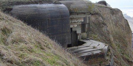 Бункеры типа М270 для 170-мм орудий.