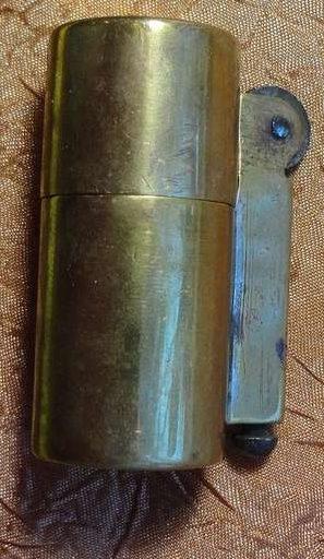 Зажигалки - самоделки различной конструкции.
