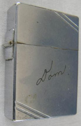 Зажигалка «Zippo» из модельного ряда 1934 года.
