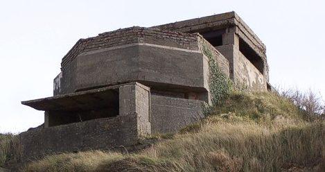 Командный бункер.