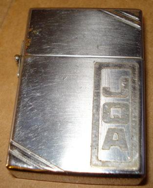 Зажигалки «Zippo» из модельного ряда 1935 года.