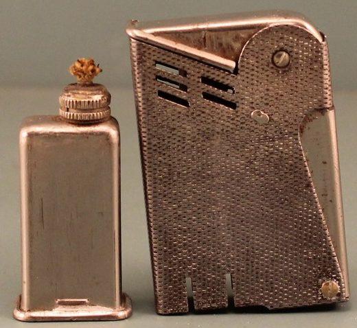 Зажигалка «Imco Solo». Модель 1936 года.