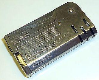 Зажигалка «BoBBy» австрийской фирмы TCW, выпускалась с 1940 года.