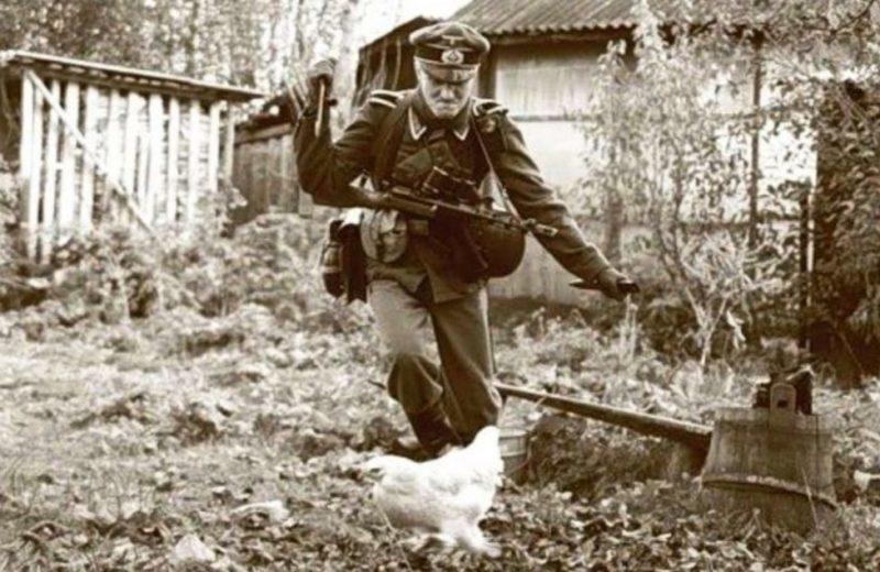 «Охота». Украина. 1943 г.