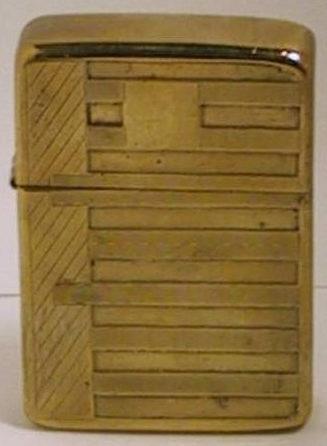 Зажигалки «Zippo» из модельного ряда 1938 года.