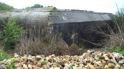 Бункер типа 668.