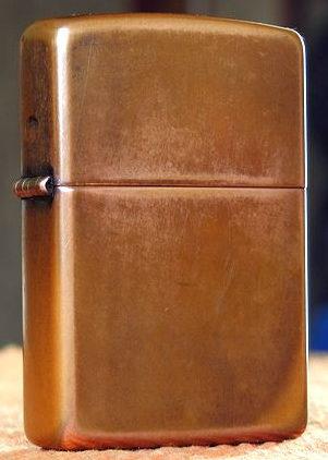 Зажигалки «Zippo» из модельного ряда 1940 года.