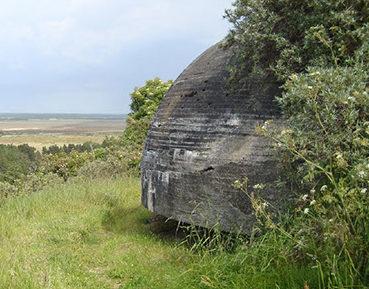 Командный бункер типа R636a.