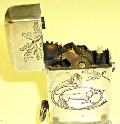 Зажигалки «Imperator» австрийской фирмы Richard kohn, выпускались в 1930-х годах.