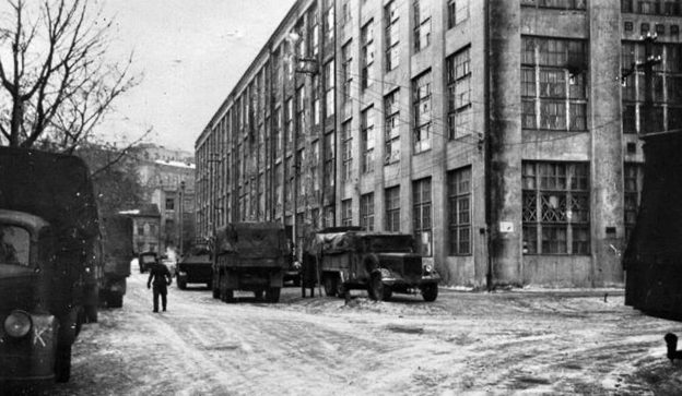 Днепропетровск в оккупации. 1942 г.