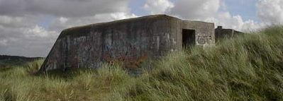Бункер Люфтваффе типа L 409A.