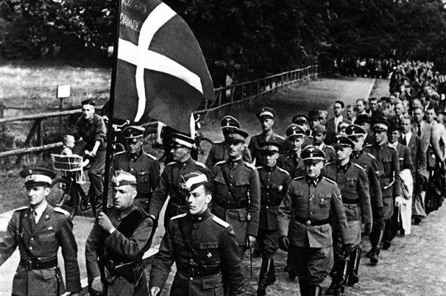 Добровольческий корпус «Дания». 1941 г.