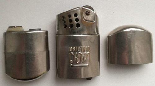 Зажигалки немецкой фирмы KW, выпускались в 1930-х годах.