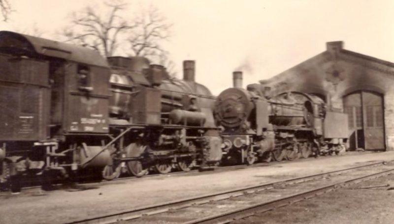 Станция Мелитополь. Май 1943 г.