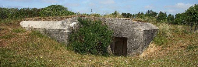Вспомогательные бункеры.