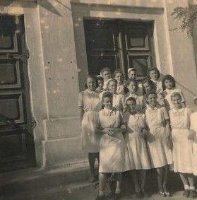 Немецкие медсестры. Лето 1943 г.