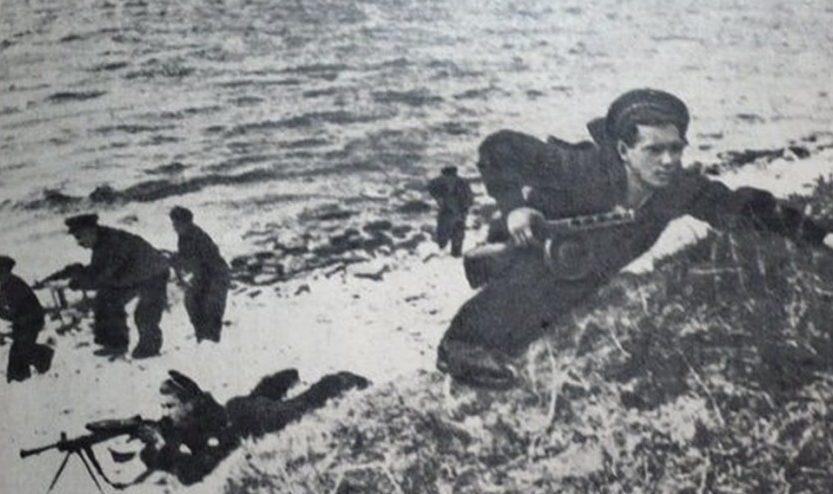 Мариупольский десант. 8 сентября 1943 г.