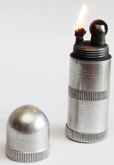 Зажигалка Люфтваффе из алюминия.