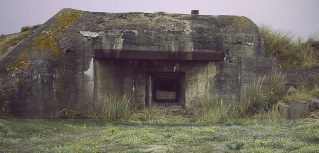 Бункер типа 676.