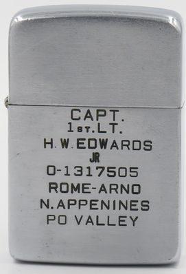 Зажигалки «Zippo» с гравировкой.