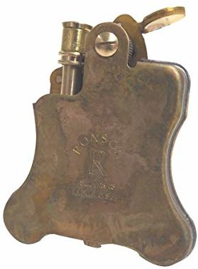 Зажигалки фирмы Ronson «Banjo». Модель 1926 года.