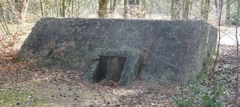 Пехотное укрытие.