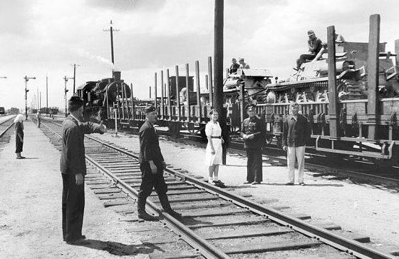 Днепропетровск в оккупации. Июль 1943 г.