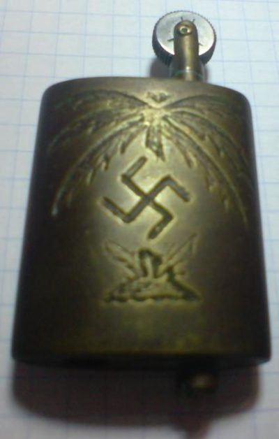 Зажигалки 5-й танковой дивизии «Викинг».