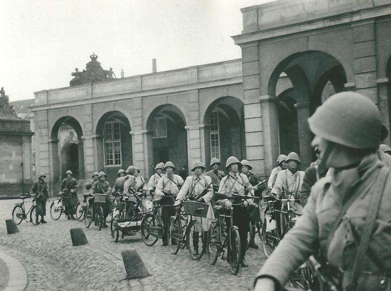 Отряд Сопротивления. 5 мая 1945 г.