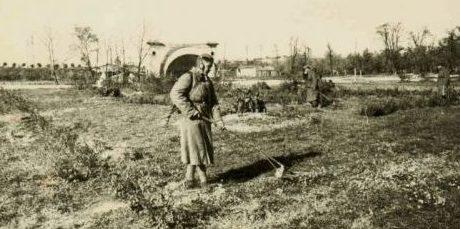 Разминирование Днепропетровска. Октябрь 1943 г.