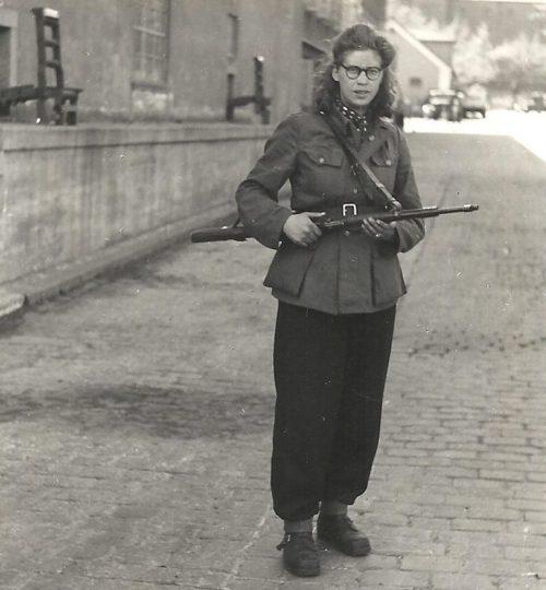 Боец Сопротивления. 5 мая 1945 г.