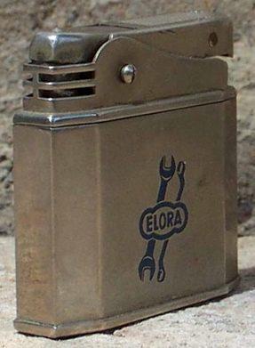 Зажигалки немецкой фирмы «Augusta», выпускались с 1940 года.