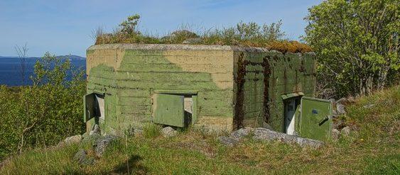 Вспомогательный бункер.