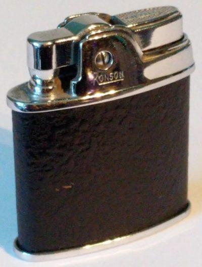 Зажигалка фирмы Ronson «Sport». Модель 1939 года.