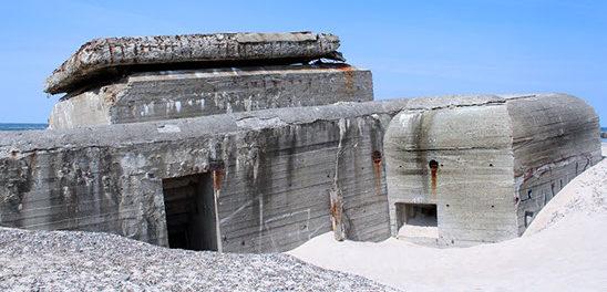 Командный бункер типа М162.