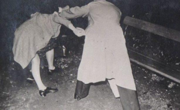 «Охота» в Копенгагене на женщин, сожительствовавших с немцами. Май 1945 г.
