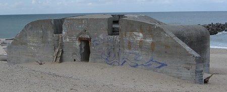 Бункер типа 600.