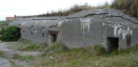 Бункеры типа 622.