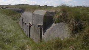 Бункер типа 622.