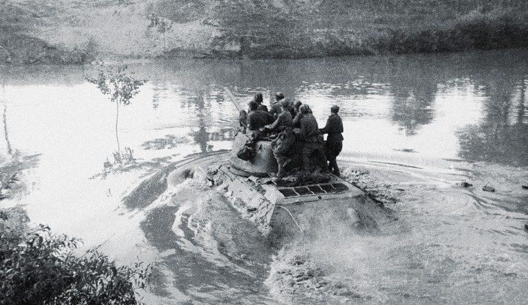 Наступление на Умань. Март 1944 г.