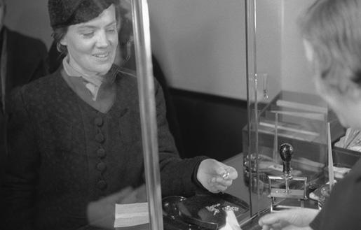 Сбор драгоценностей в населения для закупки оружия. Январь 1940 г.